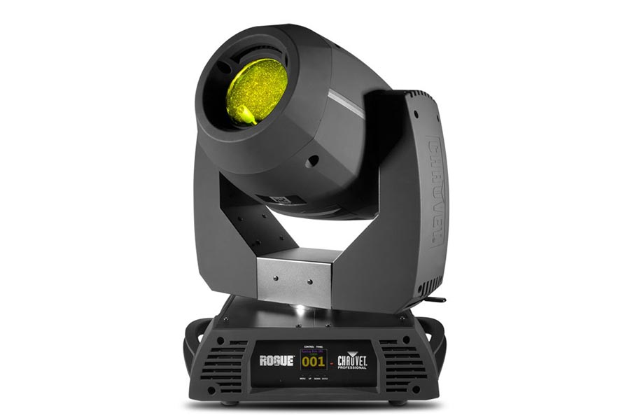Chauvet Rogue R2 Spot Moving Head Right