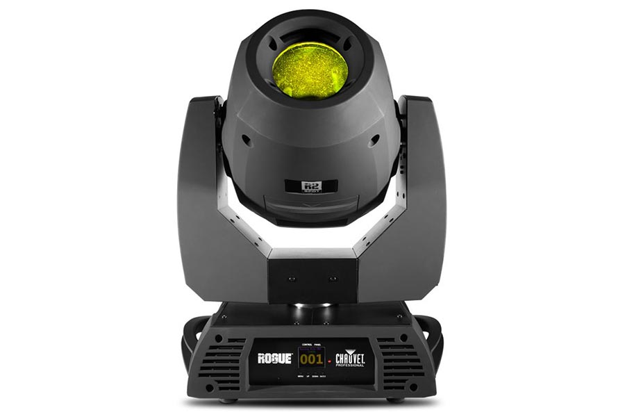 Chauvet Rogue R2 Spot Moving Head Front