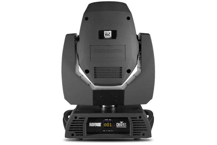Chauvet Rogue R2 Spot Moving Head Side