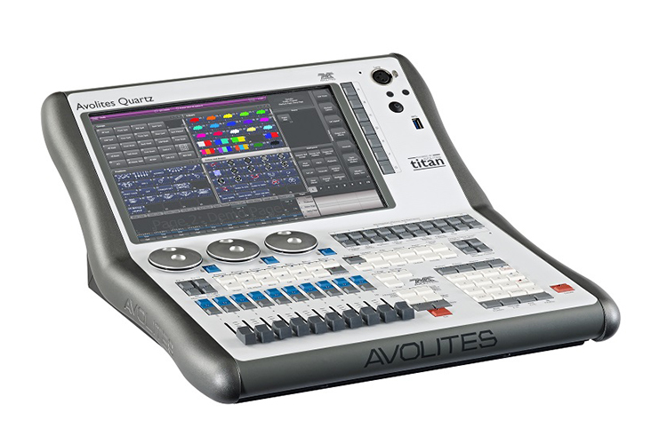 Avolites Quartz Lighting Desk