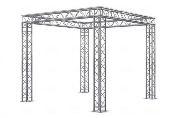 okoru event hire structures truss stage service