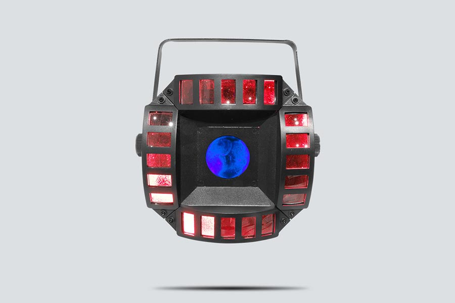 Chauvet Cubix Disco Light Front