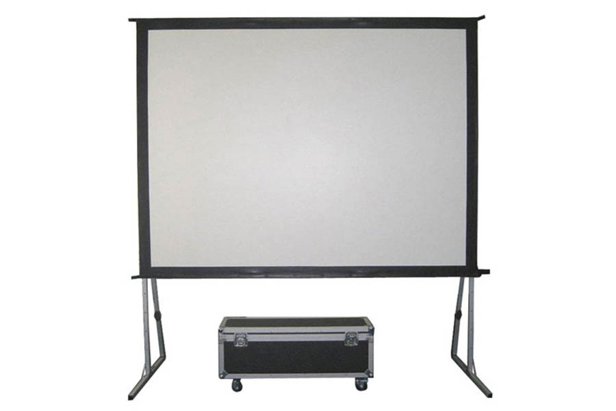 8ft x 6ft Fast Fold Projector Screen