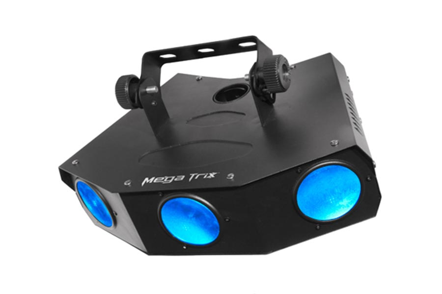 Chauvet Mega Trix Disco Light