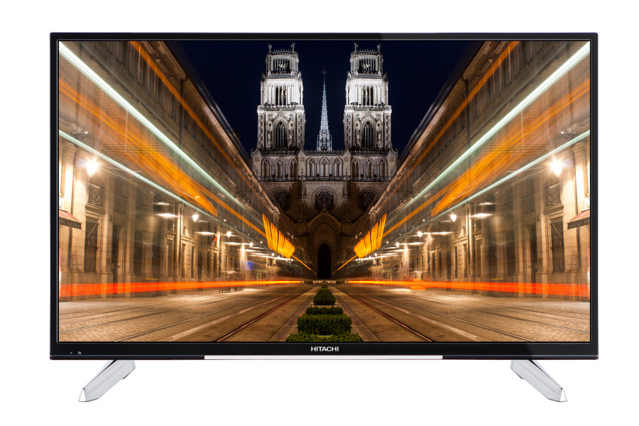 Hitachi 50 Inch Smart 4K Ultra HD TV