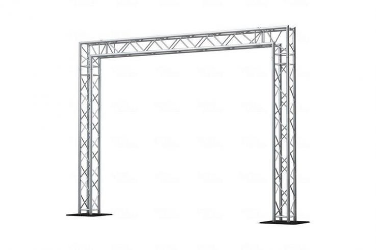 3mx3m truss goal posts