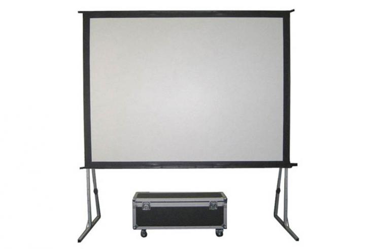 8ft x 6ft Fast Fold Projection Screen