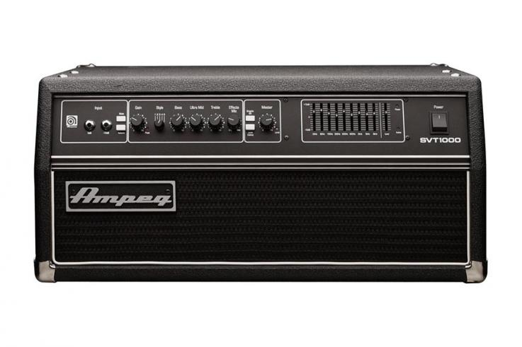 Ampeg Amp Head