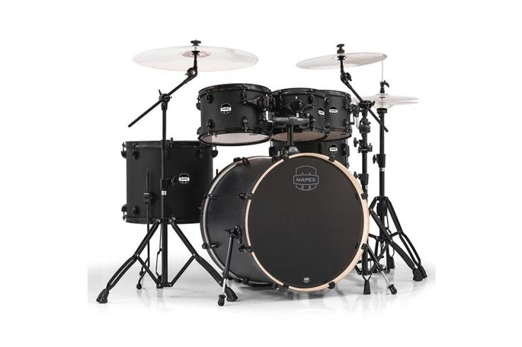 Mapex 6 piece Drum Kit