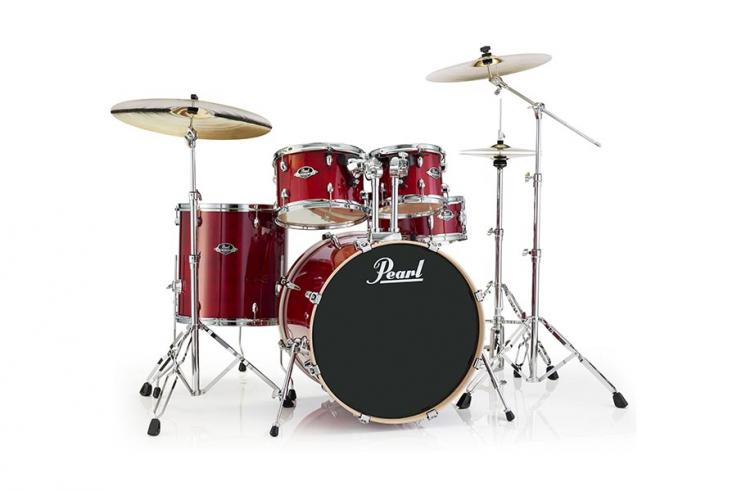 Pearl ELX 5 piece Drum Kit