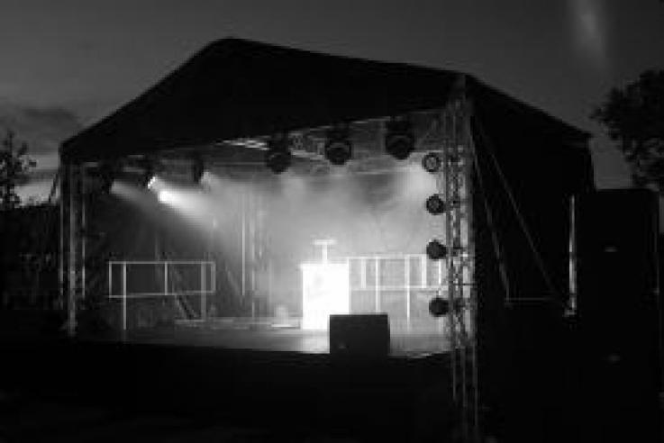 outdoor stage hire bristol