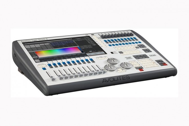 Avolites Tiger Touch II Lighting Desk