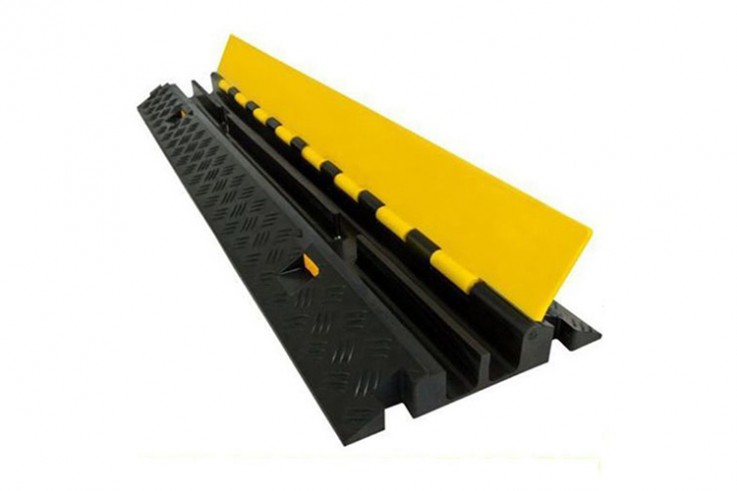 2 channel cable ramp