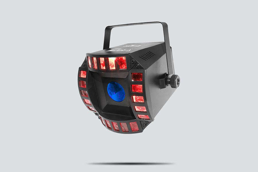 Chauvet Cubix Disco Light Left